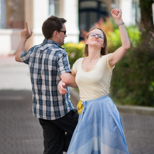 Katya et Frédéric
